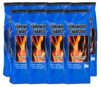 <!-- 003 -->8x 5kg bags of Lumpwood Charcoal - Price Includes VAT & Delivery*