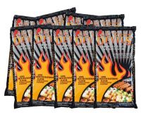 30x 9kg bags of Lil Devils Smoking BBQ Wood Pellets