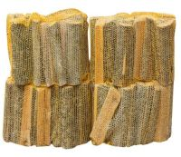 4 Netted Sacks of Kiln Dried Netted Logs
