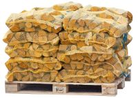 50 Netted Sacks of Kiln Dried Netted Logs