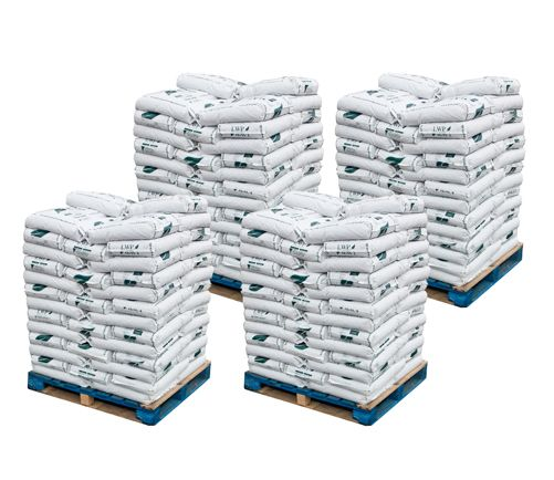 3900kg of LWP Premium Wood Pellets in 15kg bags