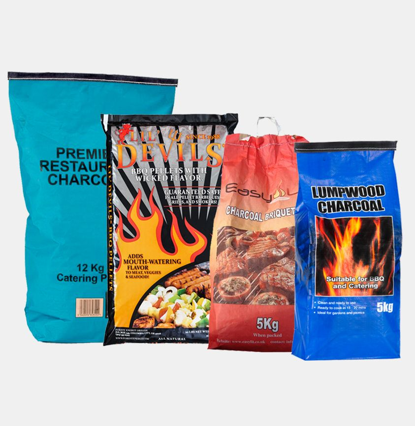 <!-- 003 -->BBQ Charcoal & Cooking Pellets