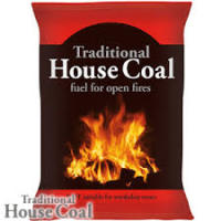 1000kg of Traditional House Coal in 10 kg bags