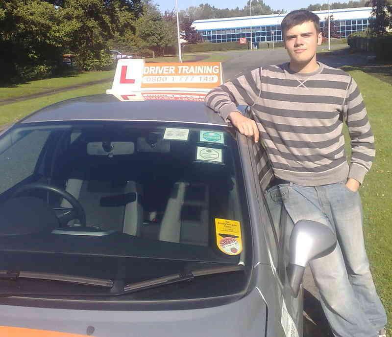 New driving test josh