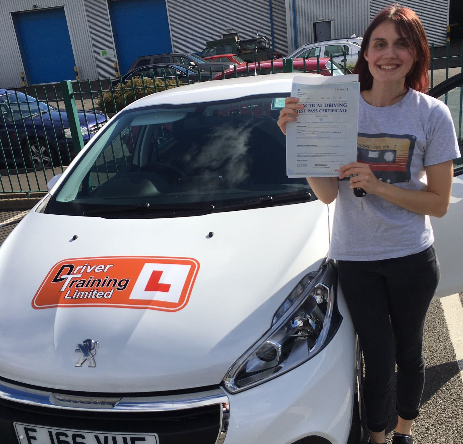 pass your driving test in one week