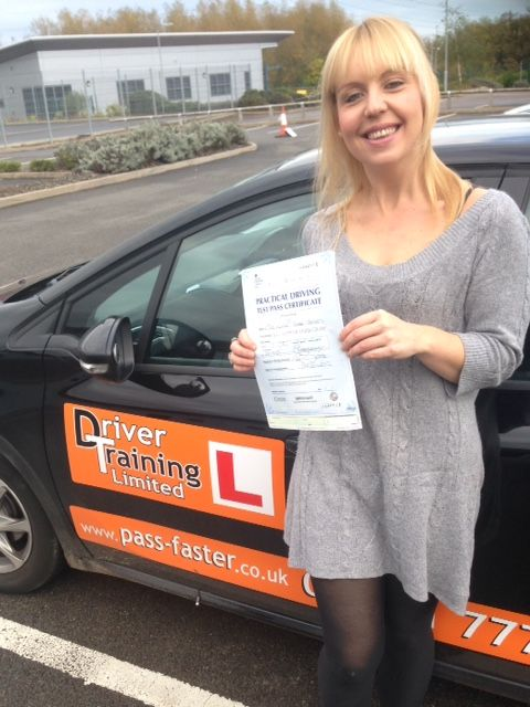 intensive driving course