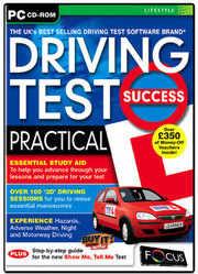 Driving Test Success - Practical Pc/CD/DVD