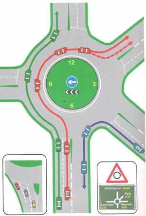 DTL roundabouts