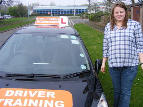 intensive driving lessons amy