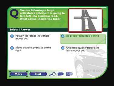 theory test 5