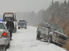 road accidents on ice