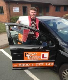 driving instructor telford shropshire