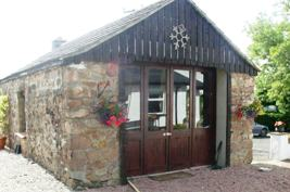 The Byre club house for campers and guests