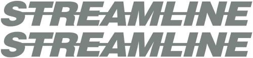 Streamline Truck Bodywork Stickers