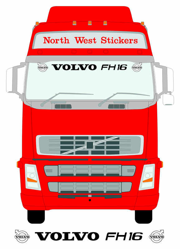 2 volvo fh 16 screen