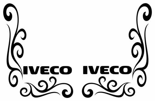 iveco curly