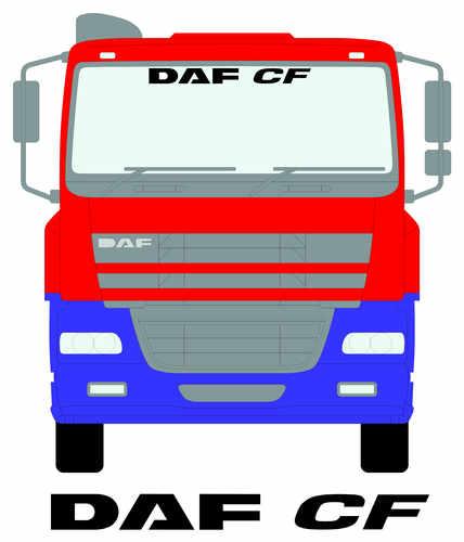 DAF CF SCREEN