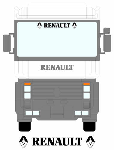 RENAULT SCREEN
