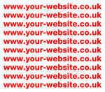 Website Stickers x 10