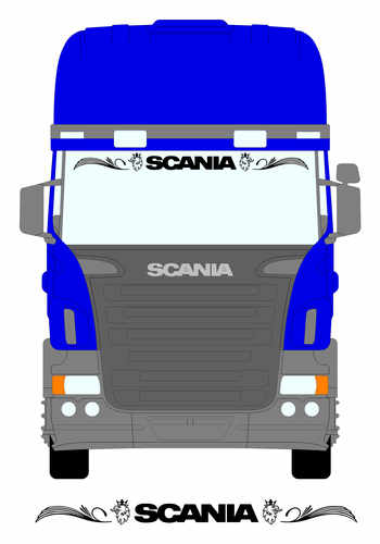scania with griffins larger screen