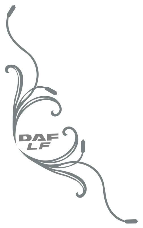 Daf LF Floral Sides