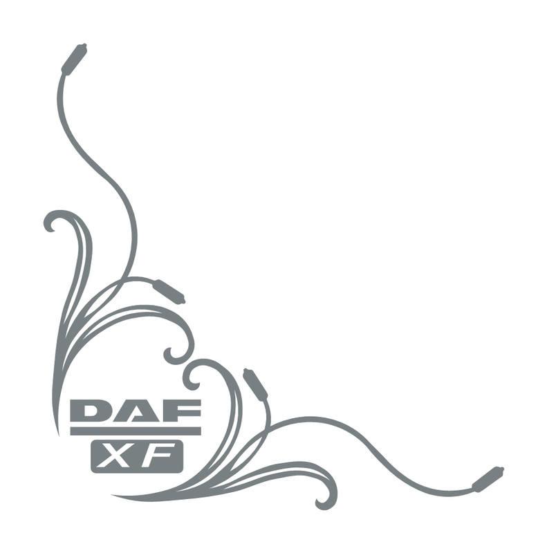 new daf xf side