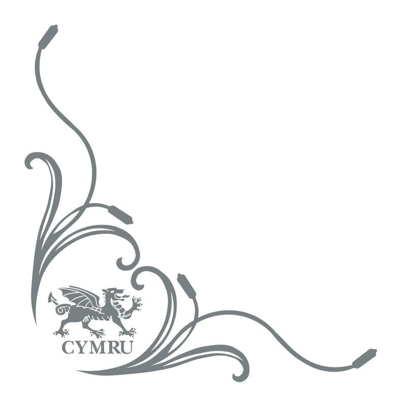 Cymru Floral Sides
