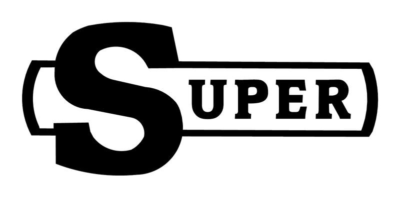 Old Scania Super Logo