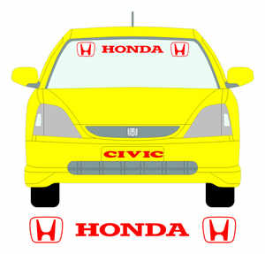 honda screen