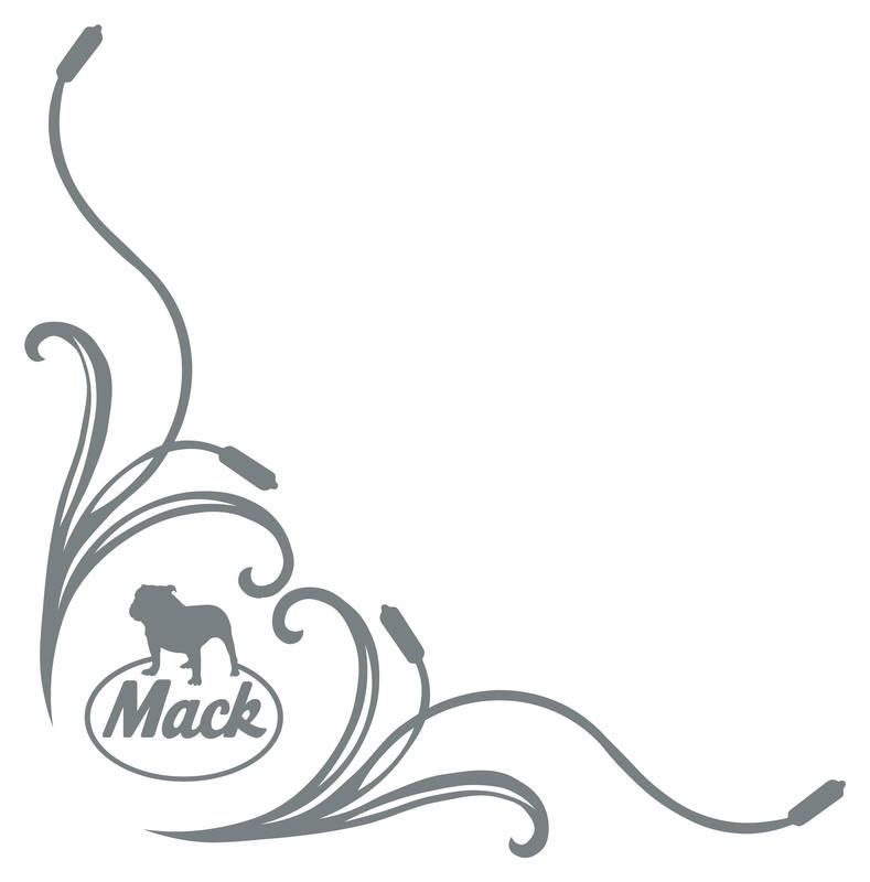 Mack floral sides