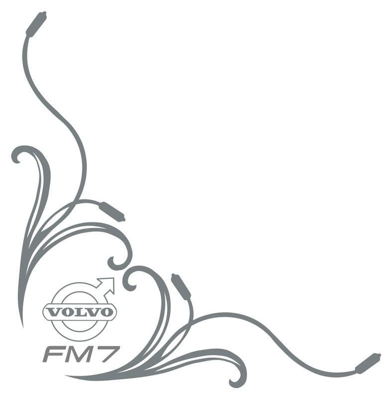 volvo fm7 florals
