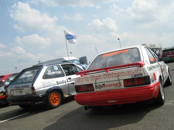 xr3 rear