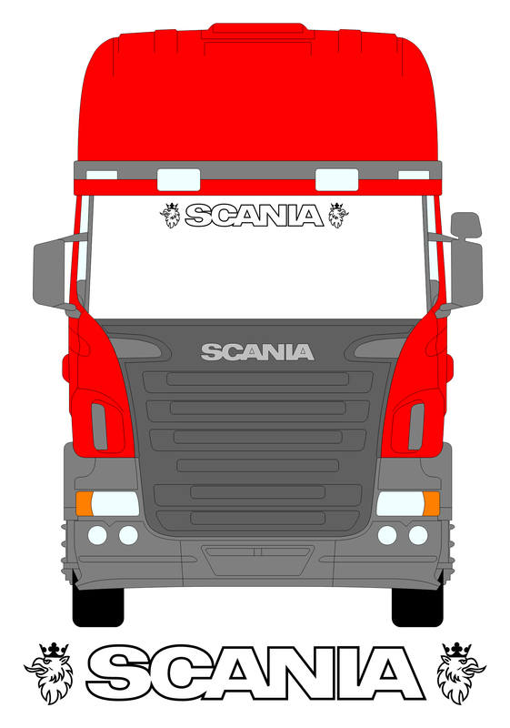 scania with outline n griffins