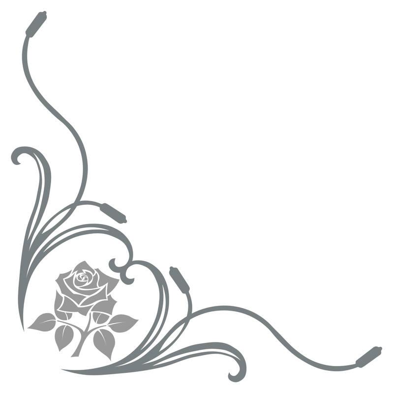LANCASHIRE ROSE FLORAL