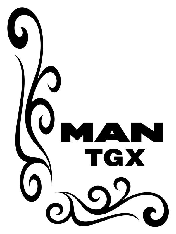 MAN TGX CURLY