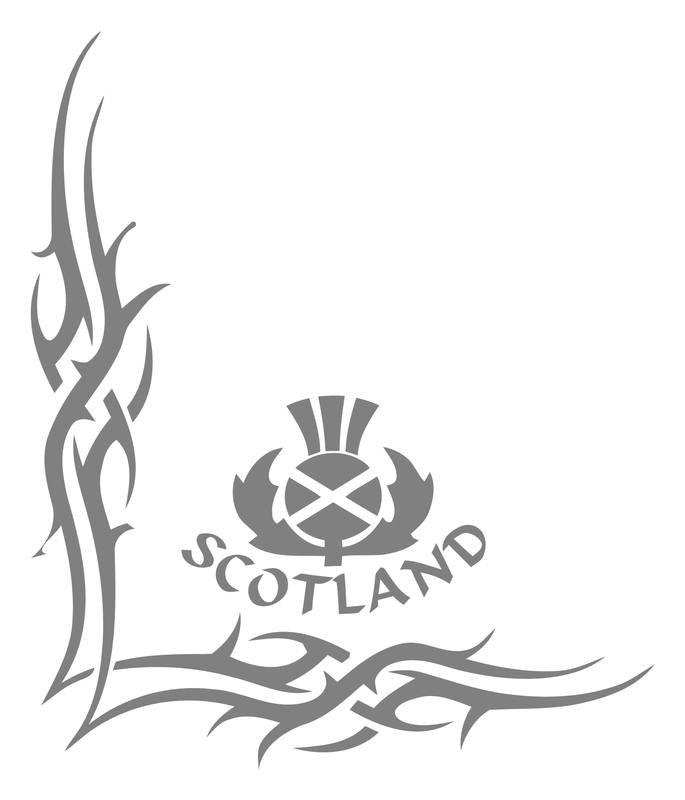 SCOT THISTLE TRIBAL 2