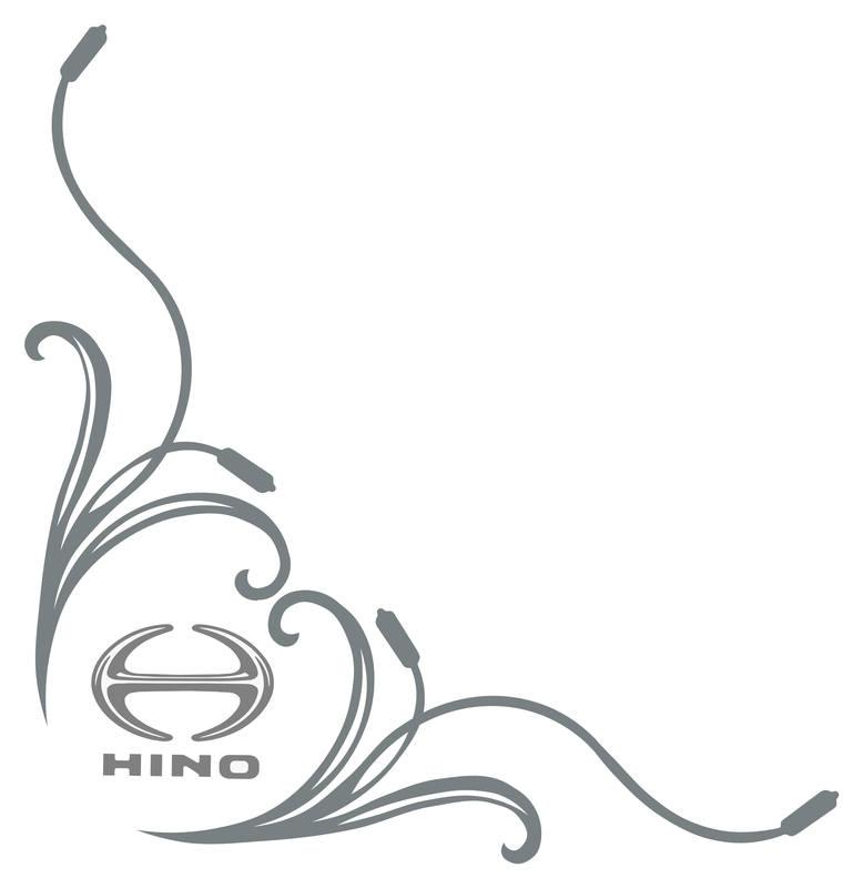 HINO FLORALS