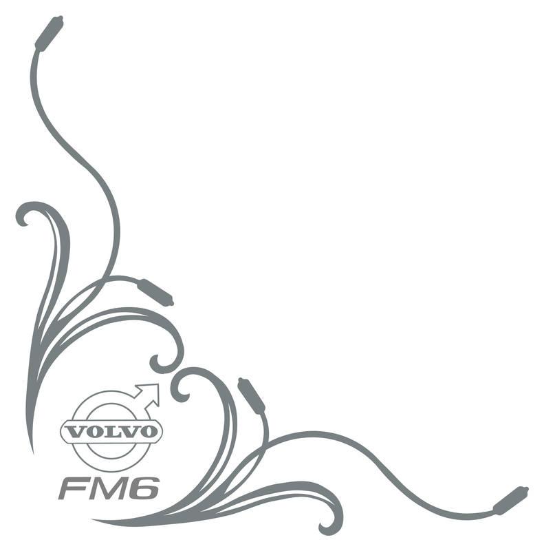 VOLVO FM6 FLORALS