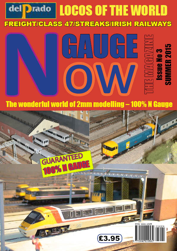N GAUGE MODELLING - Issue 3