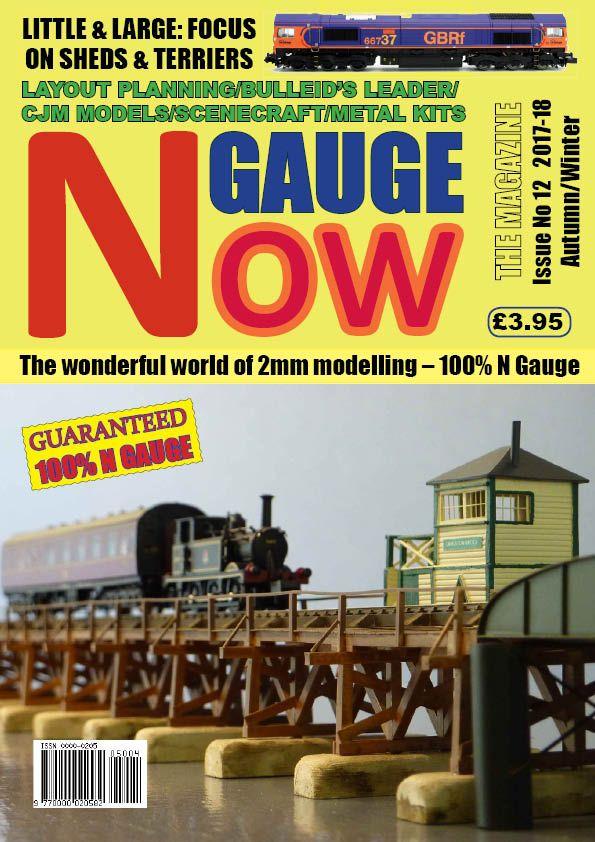 N GAUGE NOW - Issue 12