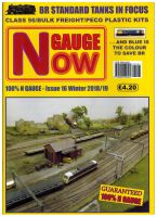 N GAUGE NOW Issue 16 (Winter 2018/19)