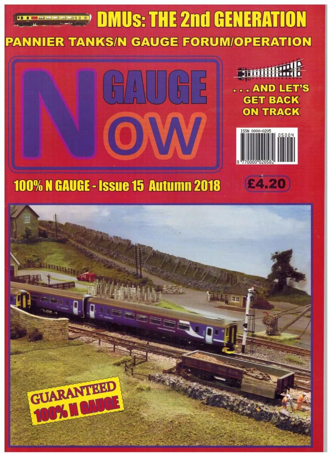 N GAUGE NOW - Issue 15 (Autumn 2018)
