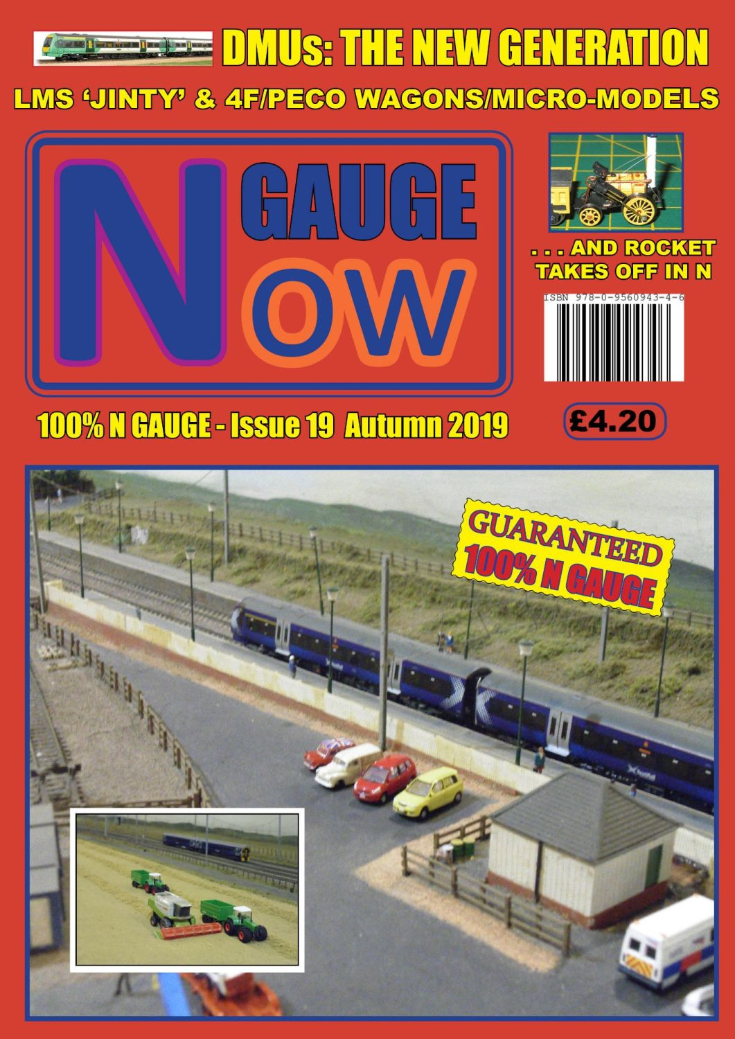 N GAUGE NOW - Issue 19 (Autumn 2019)