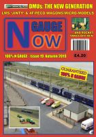 N GAUGE NOW - Issue 19 (Autumn 2019) (inc P&P)