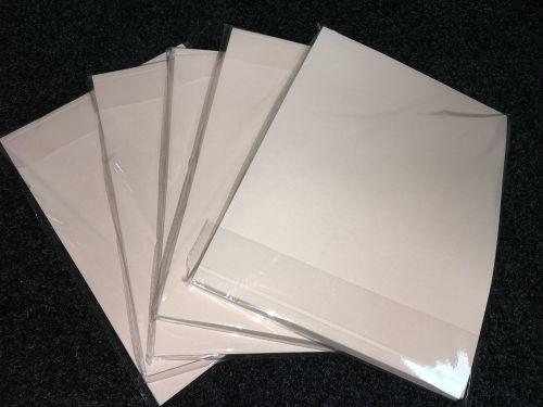 A4 Premium Grade 110 gsm Sublimation Paper (500 Pack) Pink Back