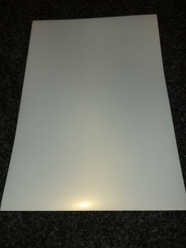A3 White Pearl Effect Self Adhesive Inkjet Vinyl 120gsm (60 Sheets)