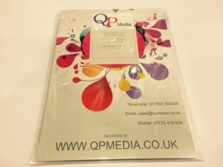 A4 Gloss White Self Adhesive Inkjet Vinyl 120gsm (20 pack)