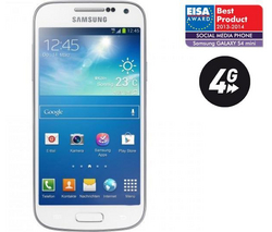 SAMSUNG I9195 - GALAXY S4 MINI WHITE - SMARTPHONE