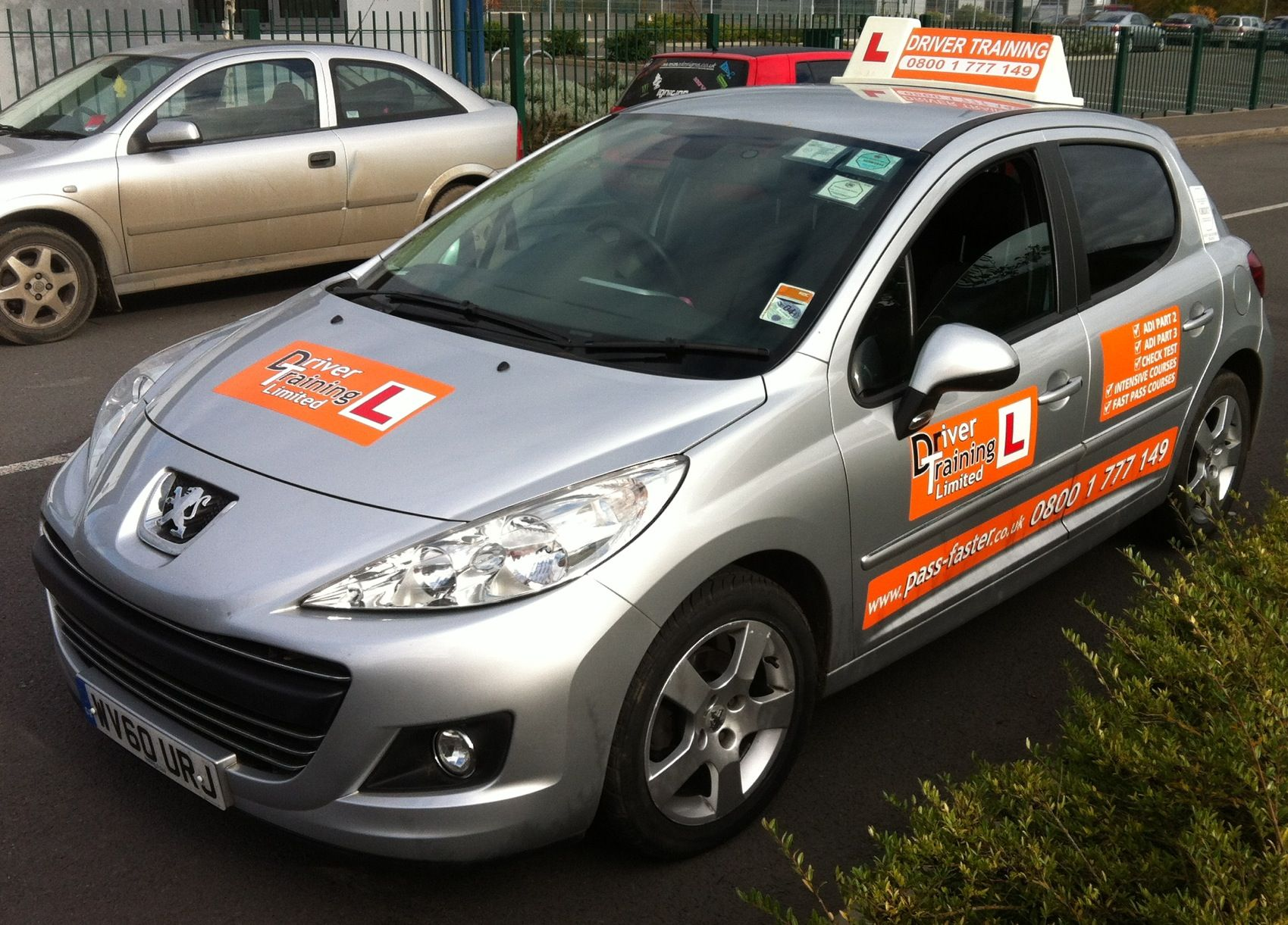 train to become a driving instructor