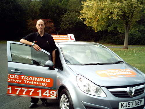 driving instructor training stafford